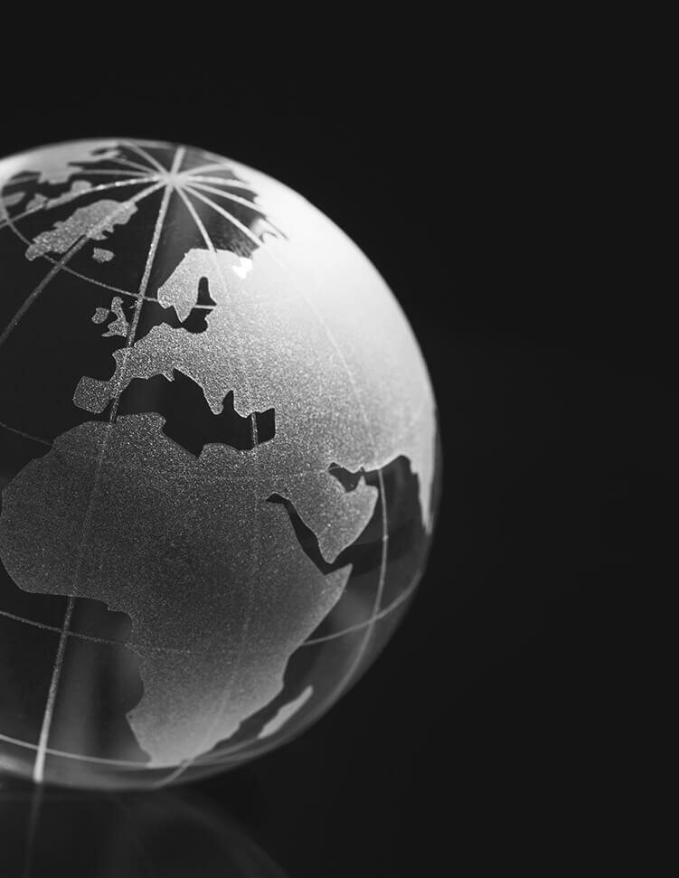 Schlegel Concepts Unternehmenszahlen Weltkugel