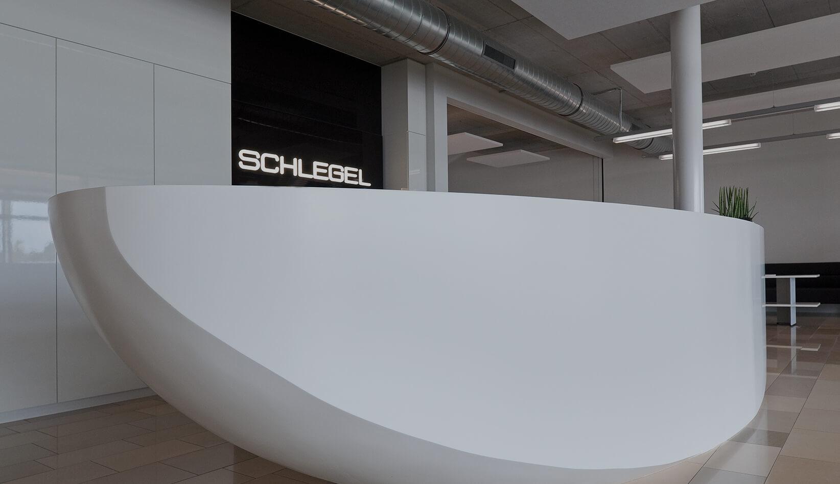 Schlegel Concepts Headerquaters